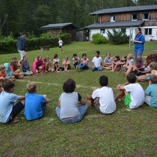 Bild zum Weblog Kinderlager Strobl 2018