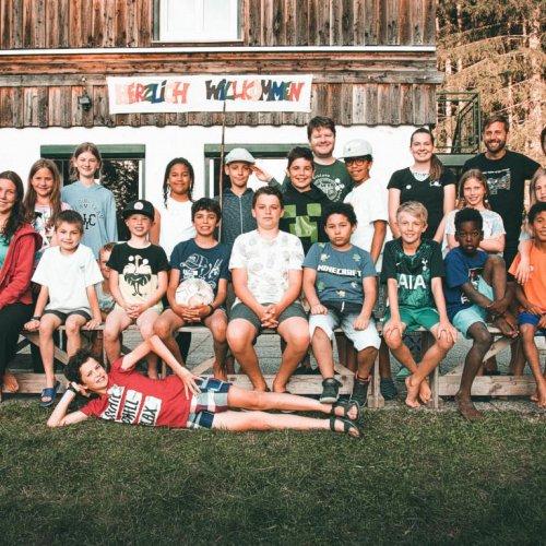 Bild zum Weblog Kinderlager Strobl 2020