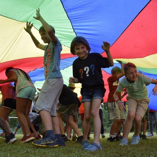 Bild zum Weblog Kinderlager Strobl 2021
